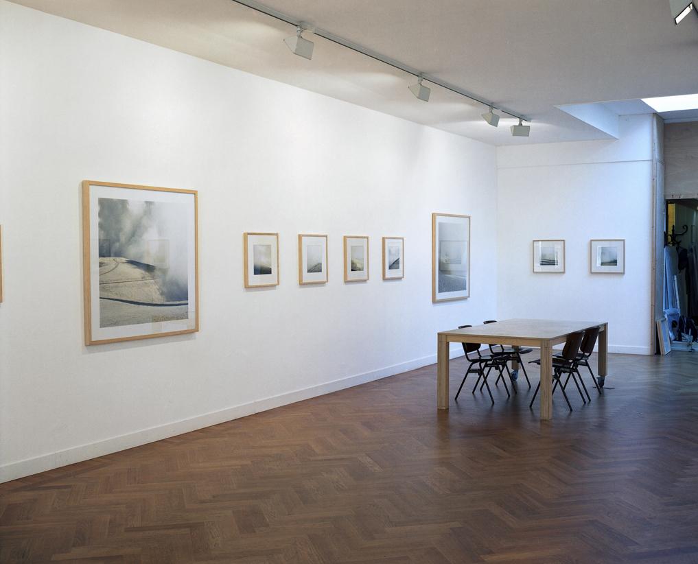 Hierogamos installation view Gallery van Kranendonk, The Hague 2007