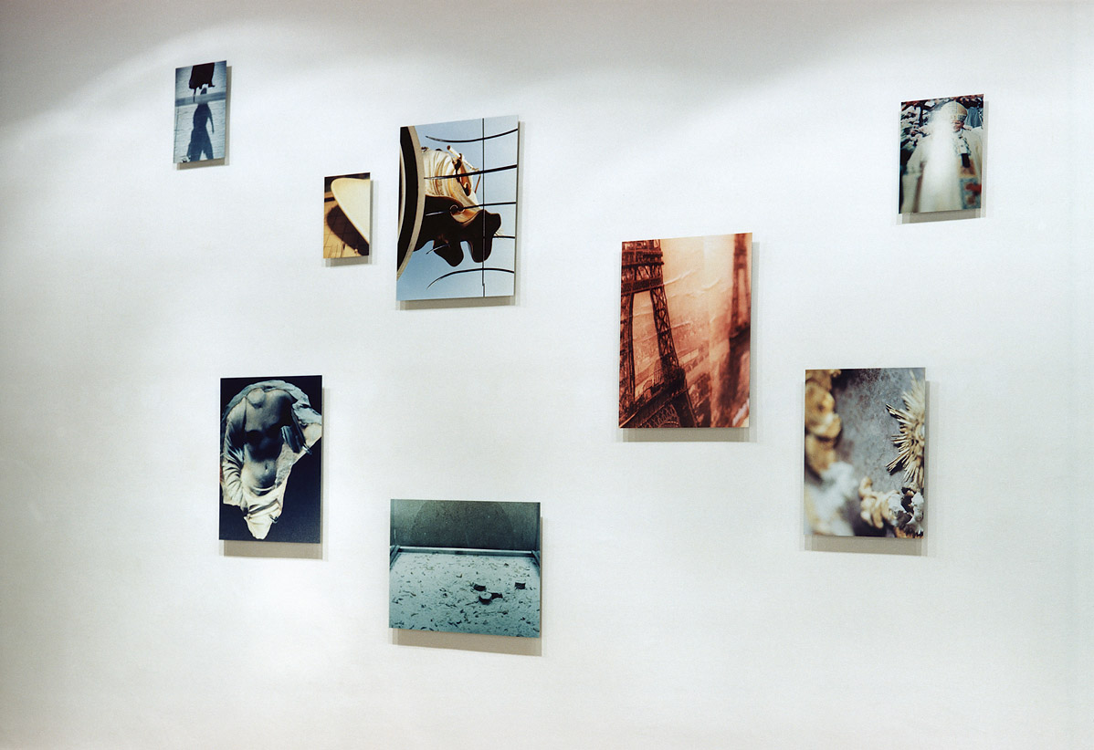 the fremd installation view Musee de la Photographie, Nice 2001 a